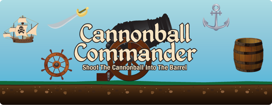 Cannonball Commander Game
