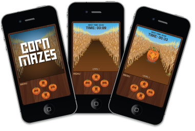 Corn Mazes Game