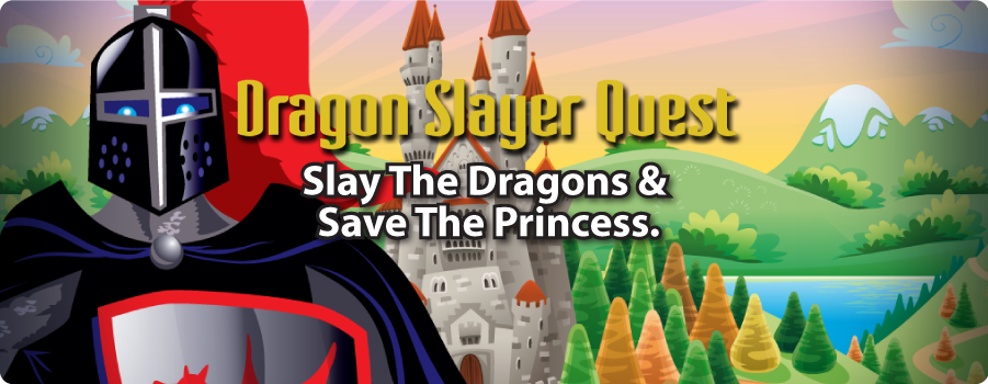 Dragon Slayer Quest Game