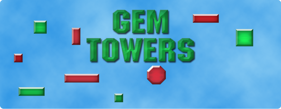 Gem Towers Game