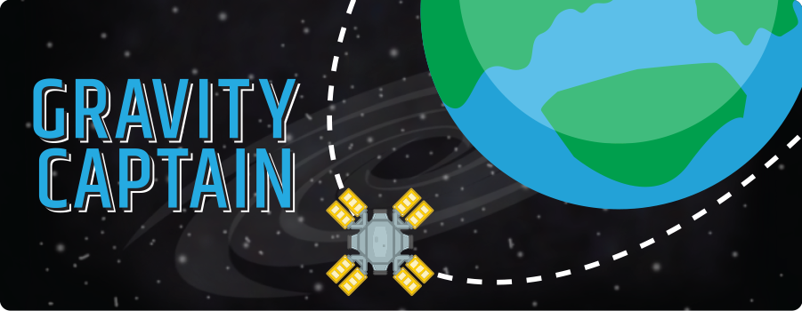 Gravity Captain Game