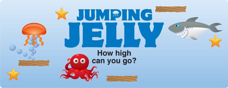 Jumping Jelly Game