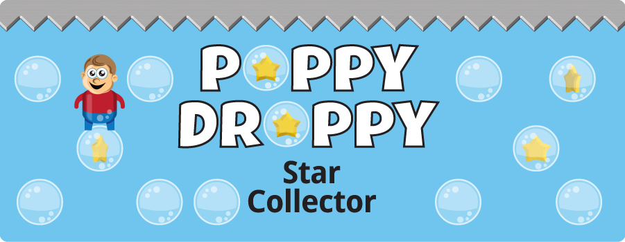 Poppy Droppy - Star Collector Game