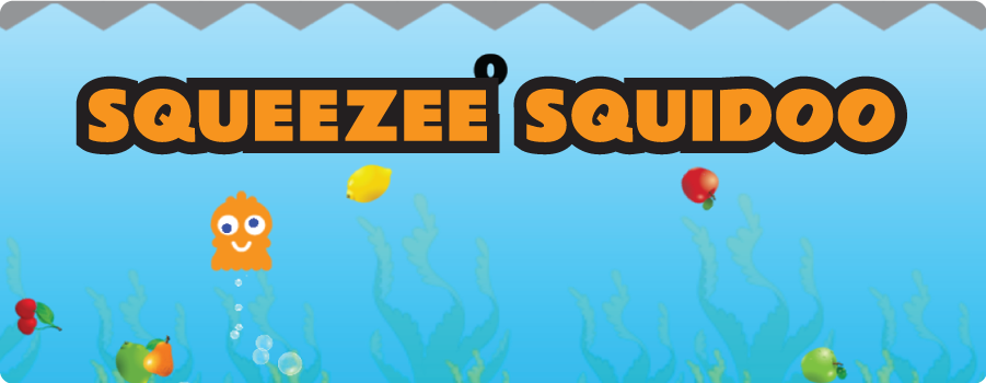 Squeeze Squidoo Game